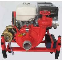 Portable fire fighting pump BJ-10A-2 Manufactures