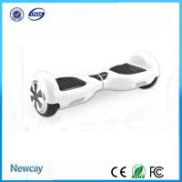 2 wheel stand up electric unicycle mini self balance scooter with LED light Manufactures