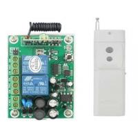 900M 220v 2 Channel RF wireless remote control switch/module Manufactures