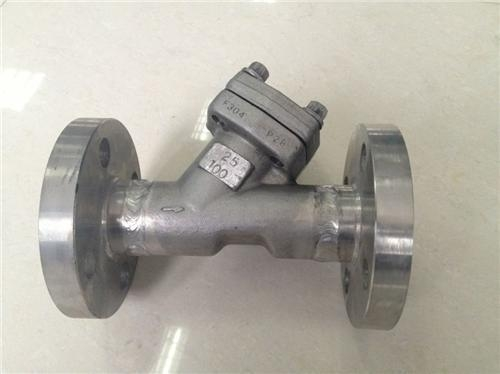 Quality ANSI Y strainer Forged steel Y strainer with Flanged for sale