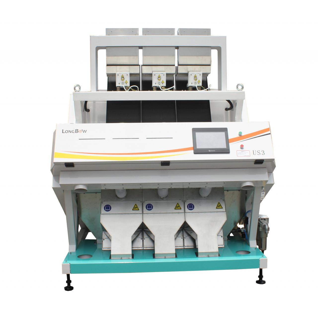 US3 Rice Color Sorter Manufactures