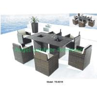 Table Chair Set TS-B018 Manufactures