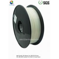PLA filament Natural color 1.75/3.0mm Manufactures