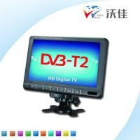 Buy cheap promotion 9 inch hd T2 LED TV digital dvb t2 for Outside/Indoor using from wholesalers