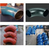 Alloy Steel Elbow Manufactures