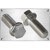 Buy cheap Bolts Titanium hex flange bolt from wholesalers