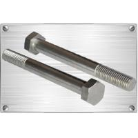 Buy cheap Bolts Titanium hex head bolt from wholesalers