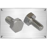 Buy cheap Bolts Titanium Hex Bolt from wholesalers