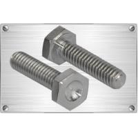 Buy cheap Bolts Titanium hex bolt with whirlpools from wholesalers