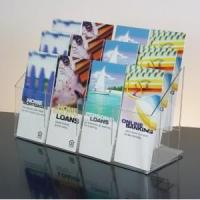 Acrylic Brochure Holder Manufactures
