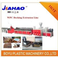 Buy cheap WPC Profile Extrusion Line Admin Edit from wholesalers