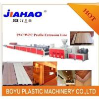 Buy cheap WPC Wall Panel Machinery Admin Edit from wholesalers