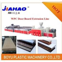 Buy cheap WPC Door Board Extrusion Line Admin Edit from wholesalers