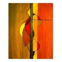 original paintings modern abstract 3 paintings for sale Manufactures