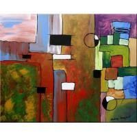 original paintings modern abstract 4 paintings for sale Manufactures