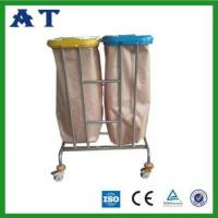 Hospital waste bin with two Nylon bags Manufactures