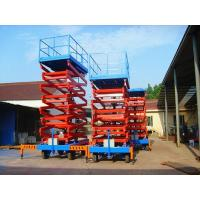 Movable Hydraulic Scissor Lift Manufactures