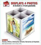 Picture Pockets Photo Desk Tidy Manufactures