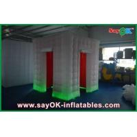 Eco - Friendly Inflatable Photo Booth , Wedding Decoration Photobooth Shell Manufactures