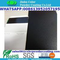 sand texture effect black RAL9017 powder coating Manufactures