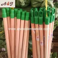 Natural wooden stick with plastic italian screw and long cap Manufactures