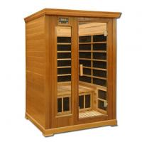 Buy cheap Luxury Infrared Sauna Cabin from wholesalers