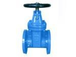 Quality AWWA Resilient seated gate valves NRS/OS&Y Flanged ends 200/250PSI for sale
