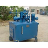 Double High (low) Pressure Oil Station Manufactures