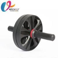 Buy cheap New design factory wholesale fitness Ab wheel exercise roller from wholesalers