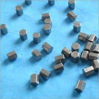 Buy cheap Tungsten Alloy Hexagonal Prisms from wholesalers