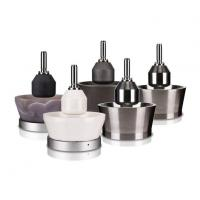 Hardened Steel Grinding Mortar and Pestle Manufactures