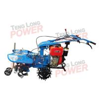 Buy cheap Diesel Plough Machine Powered by 186 from wholesalers