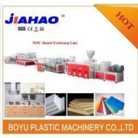 Buy cheap WPC Foam Board Extrusion Machine from wholesalers