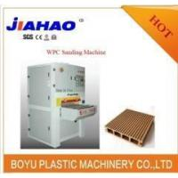 Buy cheap WPC Wood Plastic Sanding Machine from wholesalers