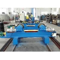 China Bolt Adjustment Rotation Pipe Fit Up Welding Rotator For Nonferrous Metals Pipe on sale