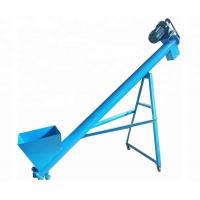 Flexible helix auger conveyor Manufactures