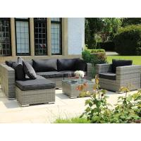 Buy cheap Top premium rattan wicker dining sets outdoor furniture wholesale garden table and chair combine set from wholesalers