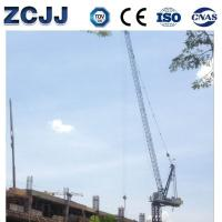 Buy cheap Tower Crane Luffing Jib 6Ton Tower Crane from wholesalers