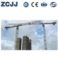 Buy cheap Tower Crane Topless 20Ton Tower Crane Flat Top from wholesalers