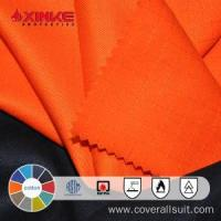 Buy cheap cotton fire retardant fabric for garment from wholesalers