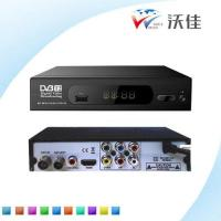 Buy cheap 168mm size design hd dvb-t2 tv reciver for columbia/malaysia market from wholesalers