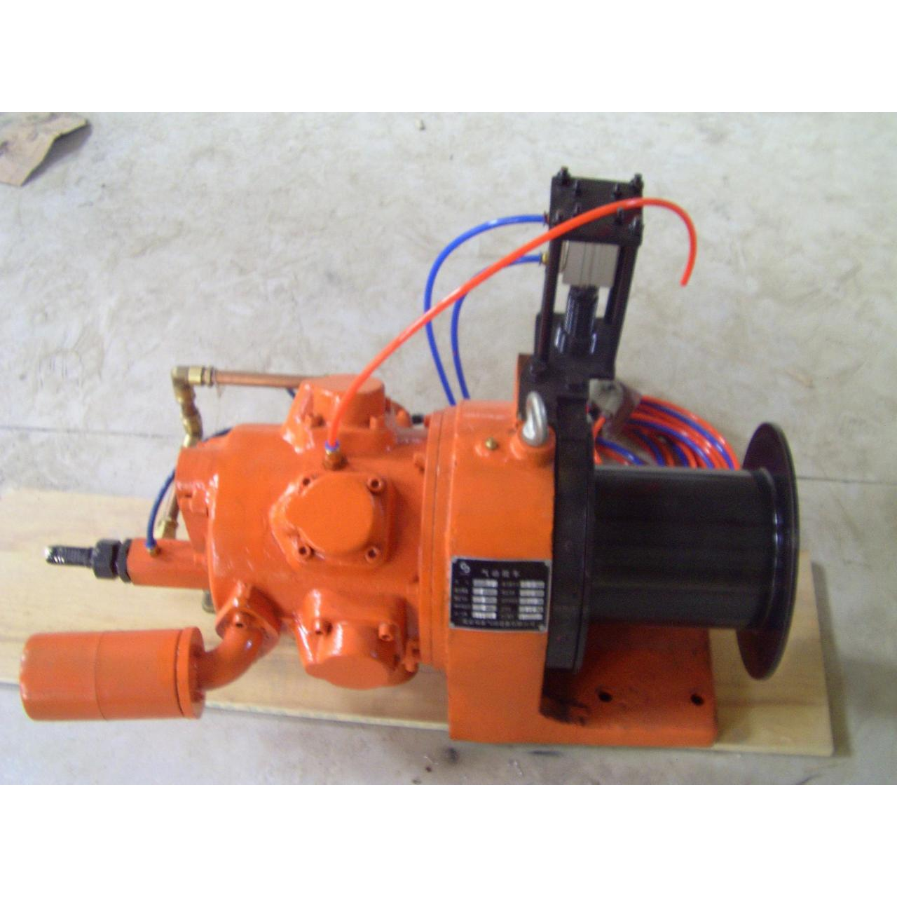 Buy cheap air winch 0.5 ton air winch, pneumatic winch, air tugger from wholesalers