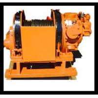 Buy cheap air winch 3 ton air winch, pneumatic winch, air tugger from wholesalers