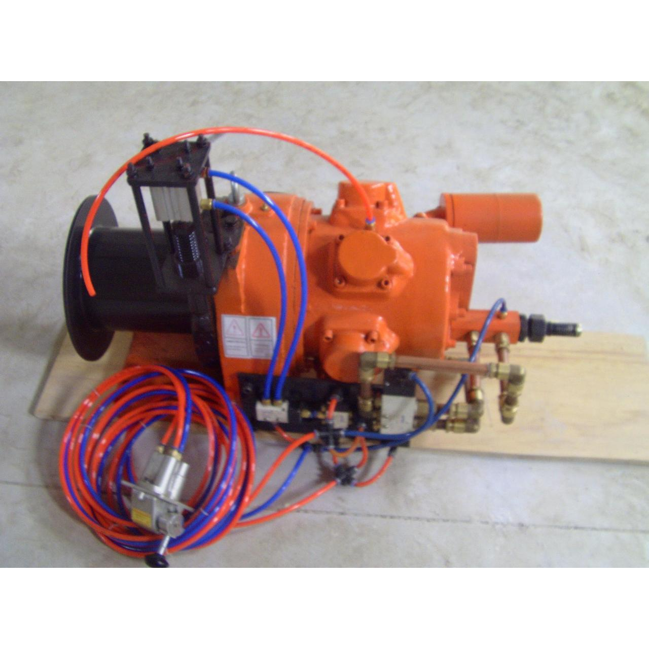 Buy cheap air winch 20 ton pneumatic operated winch from wholesalers