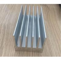 Buy cheap CNC machining cnc milling custom heat sink extrusion from wholesalers
