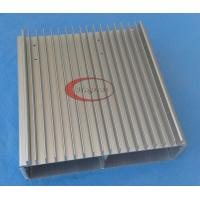 Buy cheap Aluminum extrusion heat sink enclosure with high quality from wholesalers