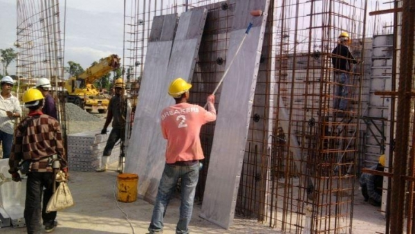 Quality Advanced Aluminium Formwork System Aluminium Shuttering Construction for sale