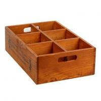 Wooden Storage Boxes With Compartments Manufactures