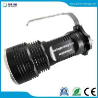 UV 5X6W! 18650 Rechargeable LED 395nm UV Flashlight Manufactures