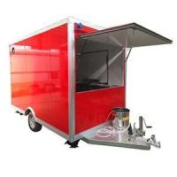 China Food Cart Hot selling Food Trucks Mobile Food Trailer Mini Truck Food on sale